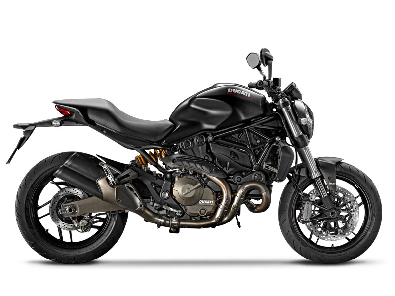 Ficha T 233 Cnica Da Ducati Monster 821 2015 A 2019