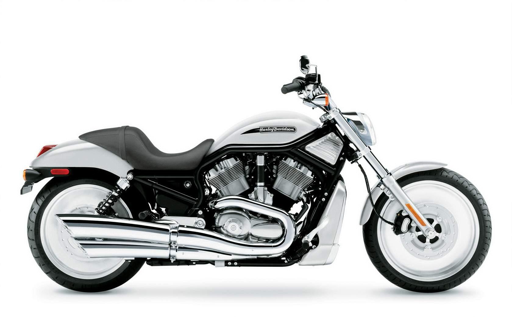 Ficha Tecnica Da Harley Davidson V Rod Vrscb 2004 A 2005
