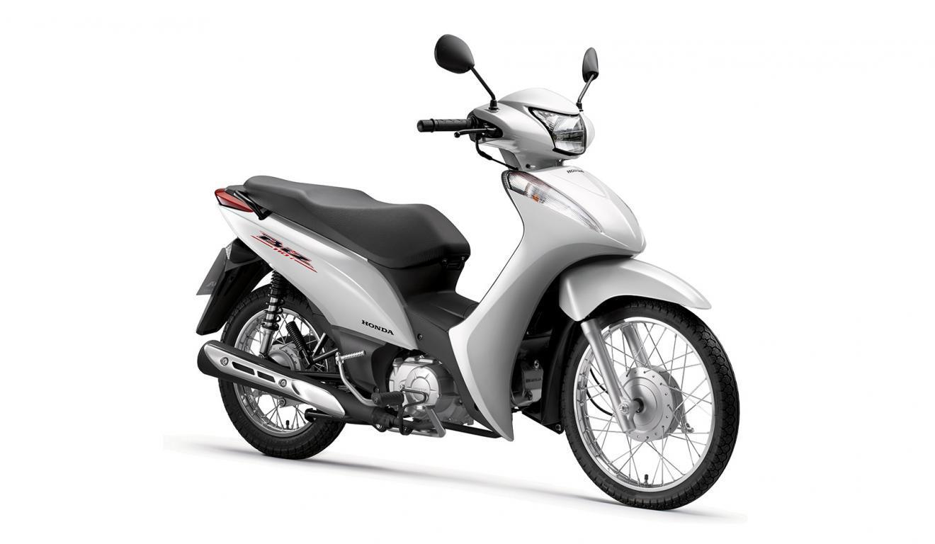 Ficha técnica da Honda Biz 110i 2016 a 2020