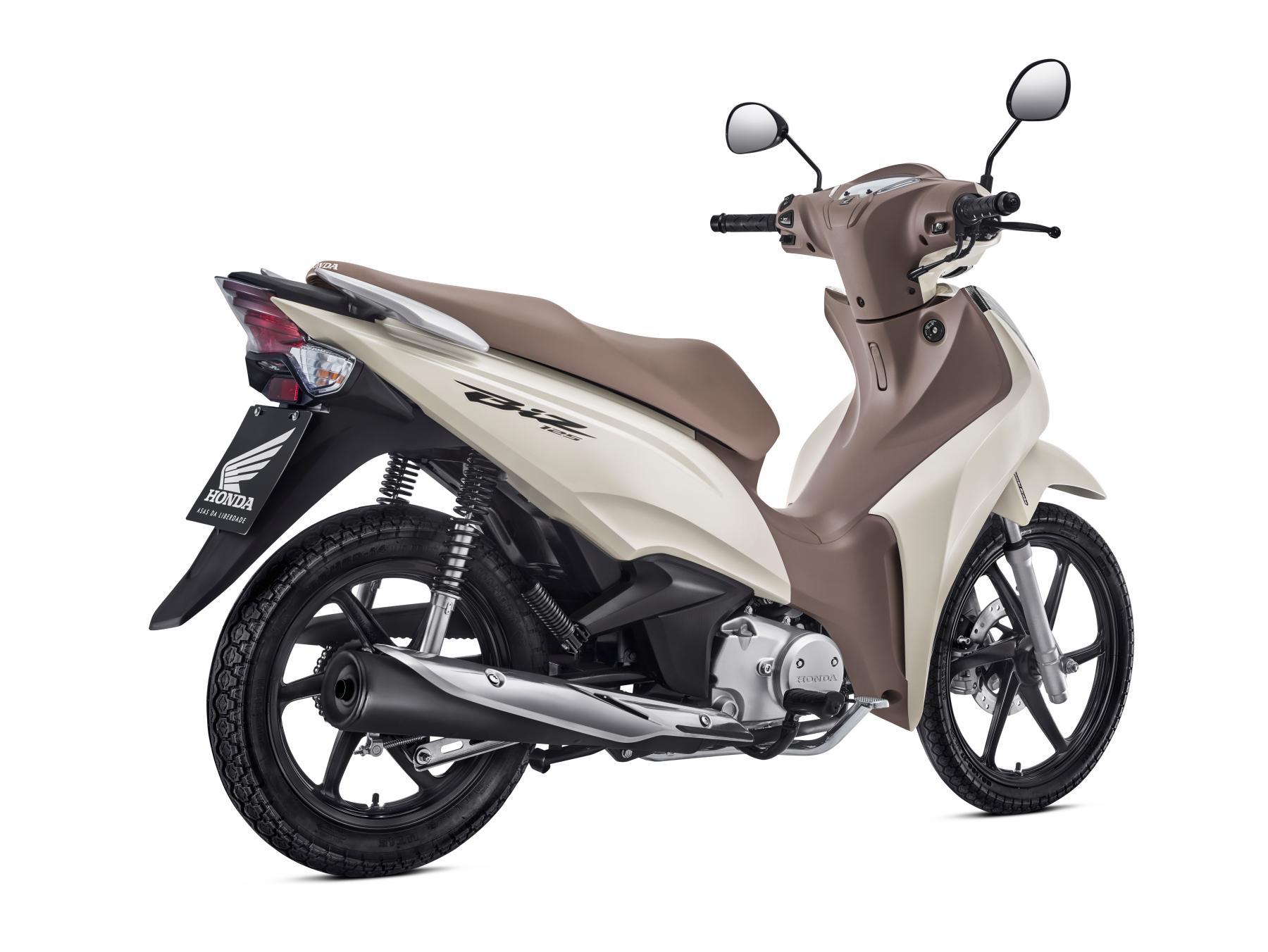 Ficha Técnica Da Honda Biz 125 2016 A 2020