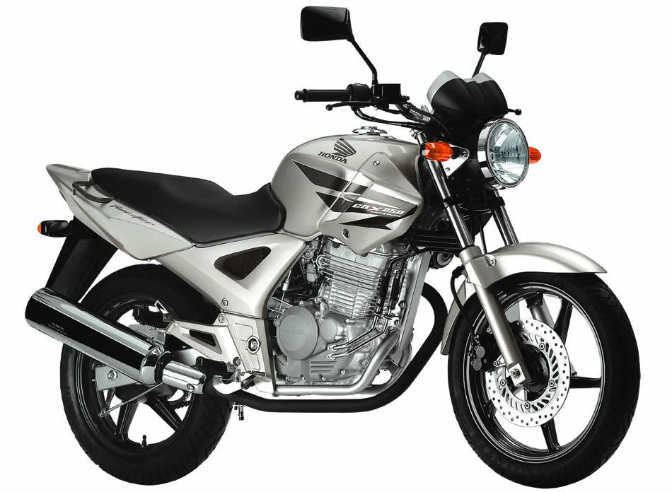 Ficha técnica da Honda CBX 250 Twister 2006 a 2008