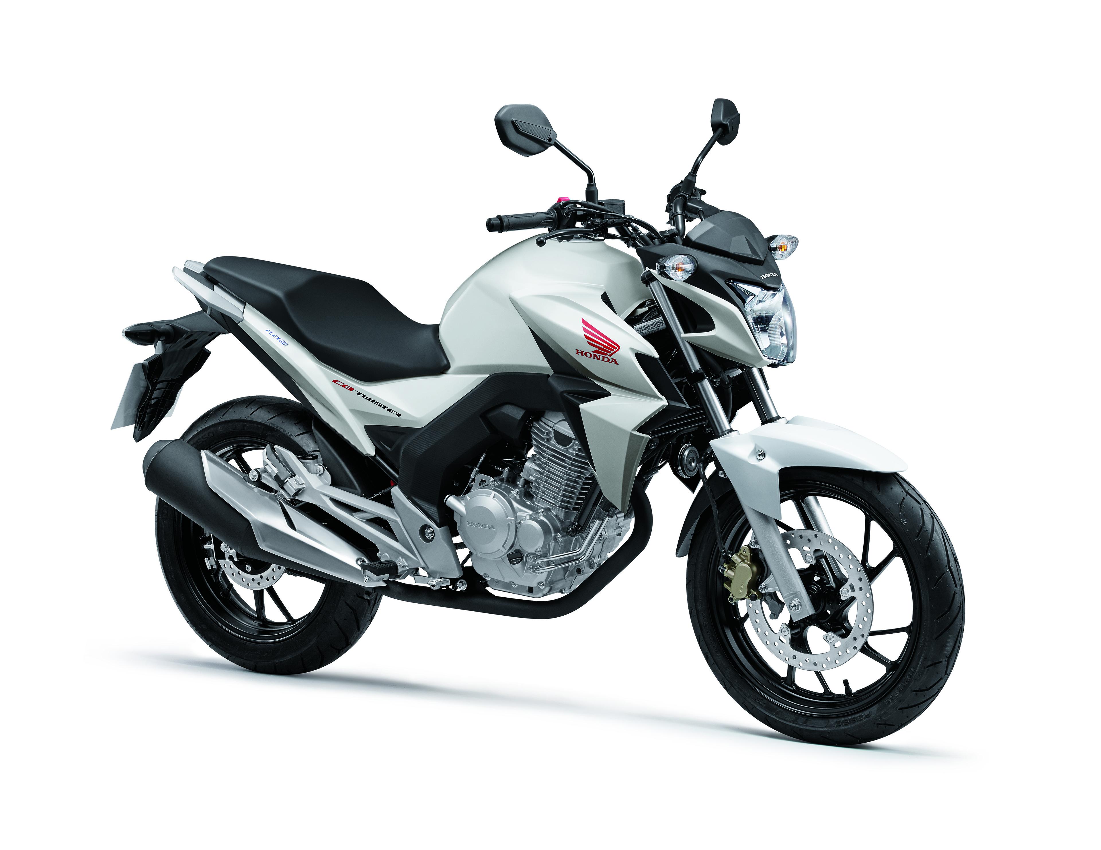 Compare a Honda CB 250F Twister 2016 a 2017 com outra moto!