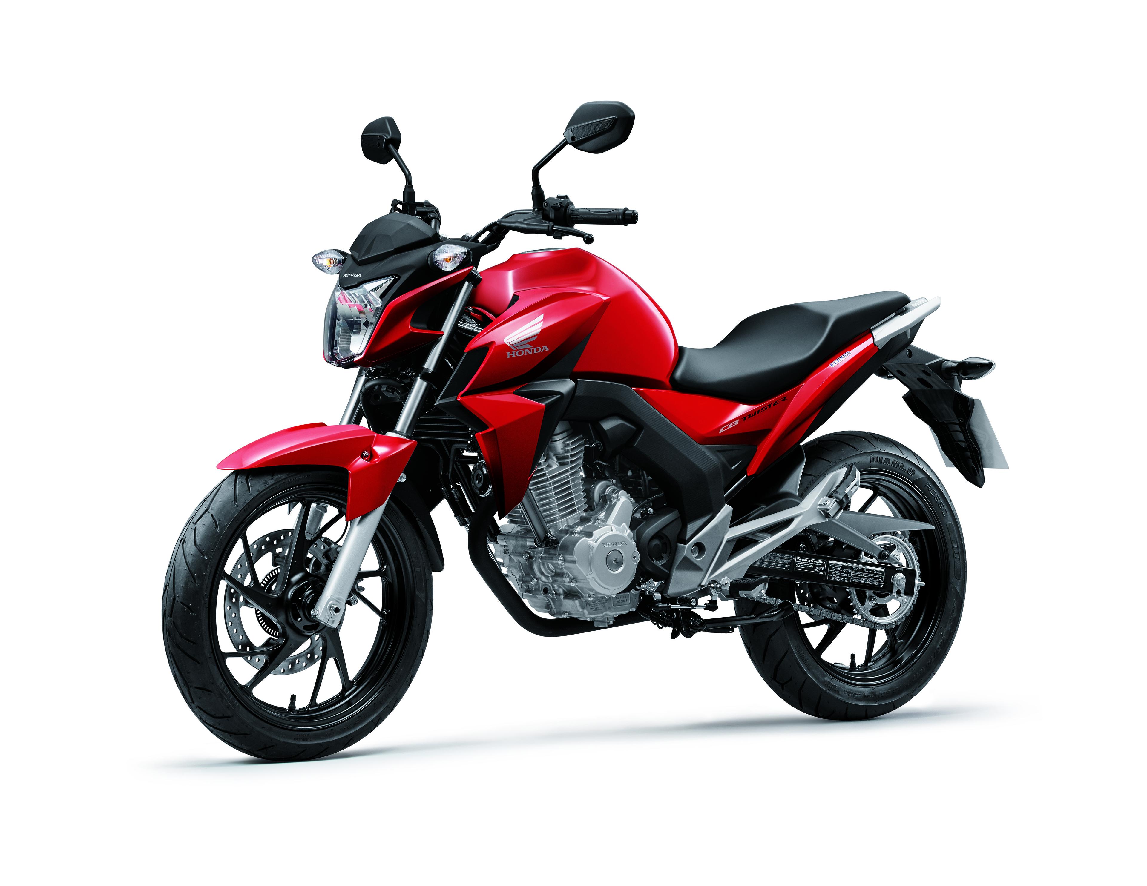 Honda twister 2020