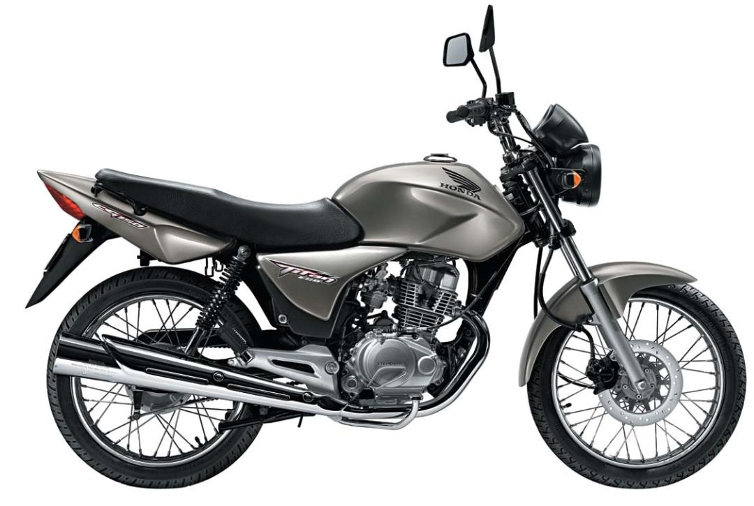 Resultado de imagem para Honda Titan ESD prata ano 2011