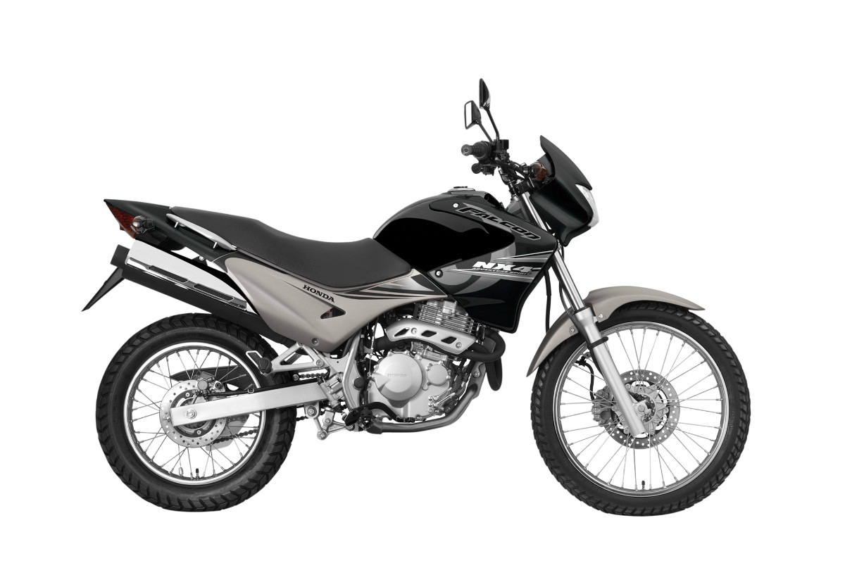 3ae05b741302a Compare a Honda NX-4 Falcon 1999 a 2008 com outra moto!