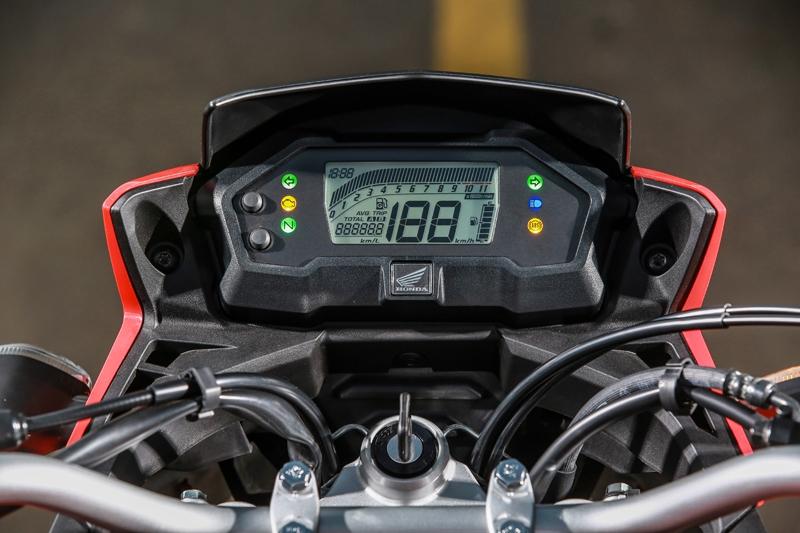 Ficha T 233 Cnica Da Honda Xre 190 2016 A 2019