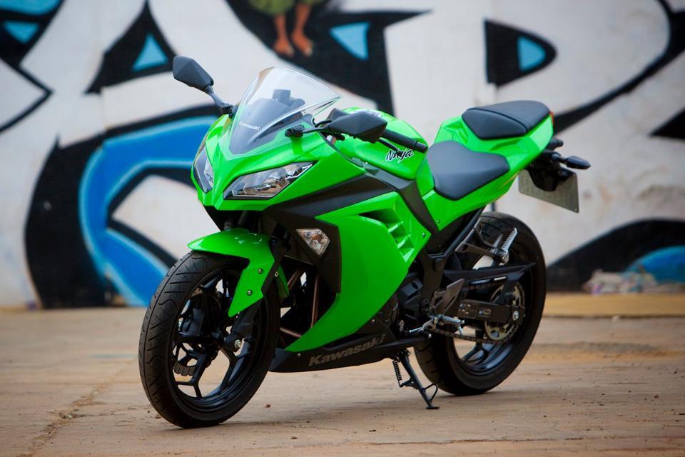Ficha T 233 Cnica Da Kawasaki Ninja 300 2013 A 2017