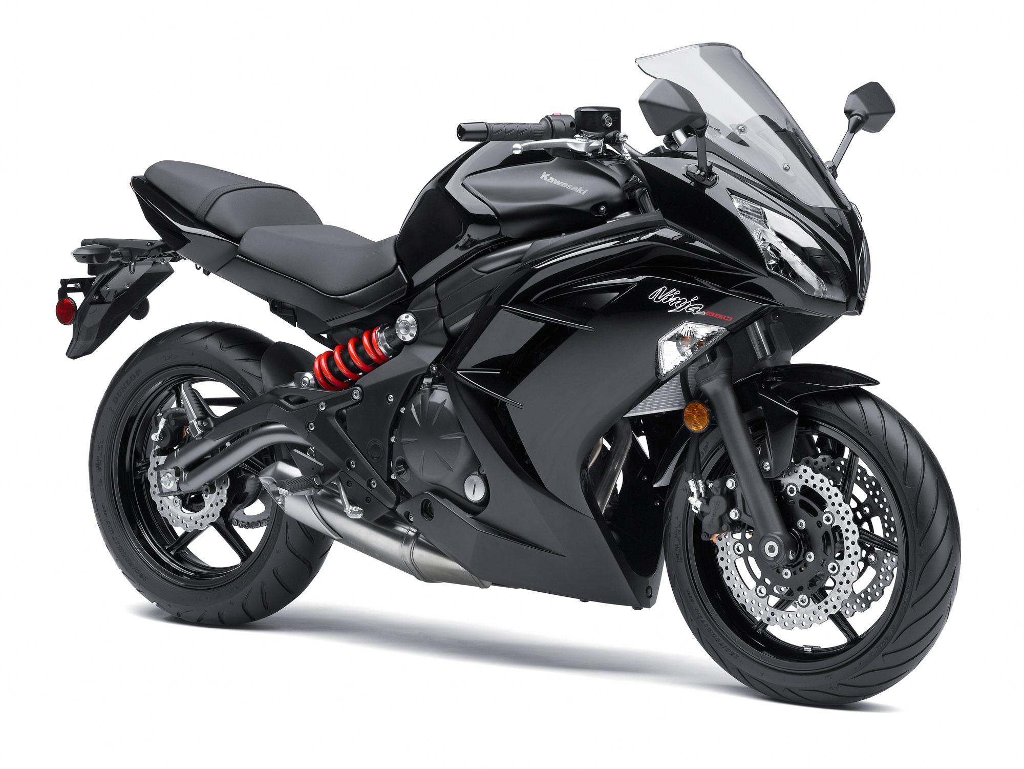 Ficha técnica da Kawasaki Ninja 650R 2013 a 2019