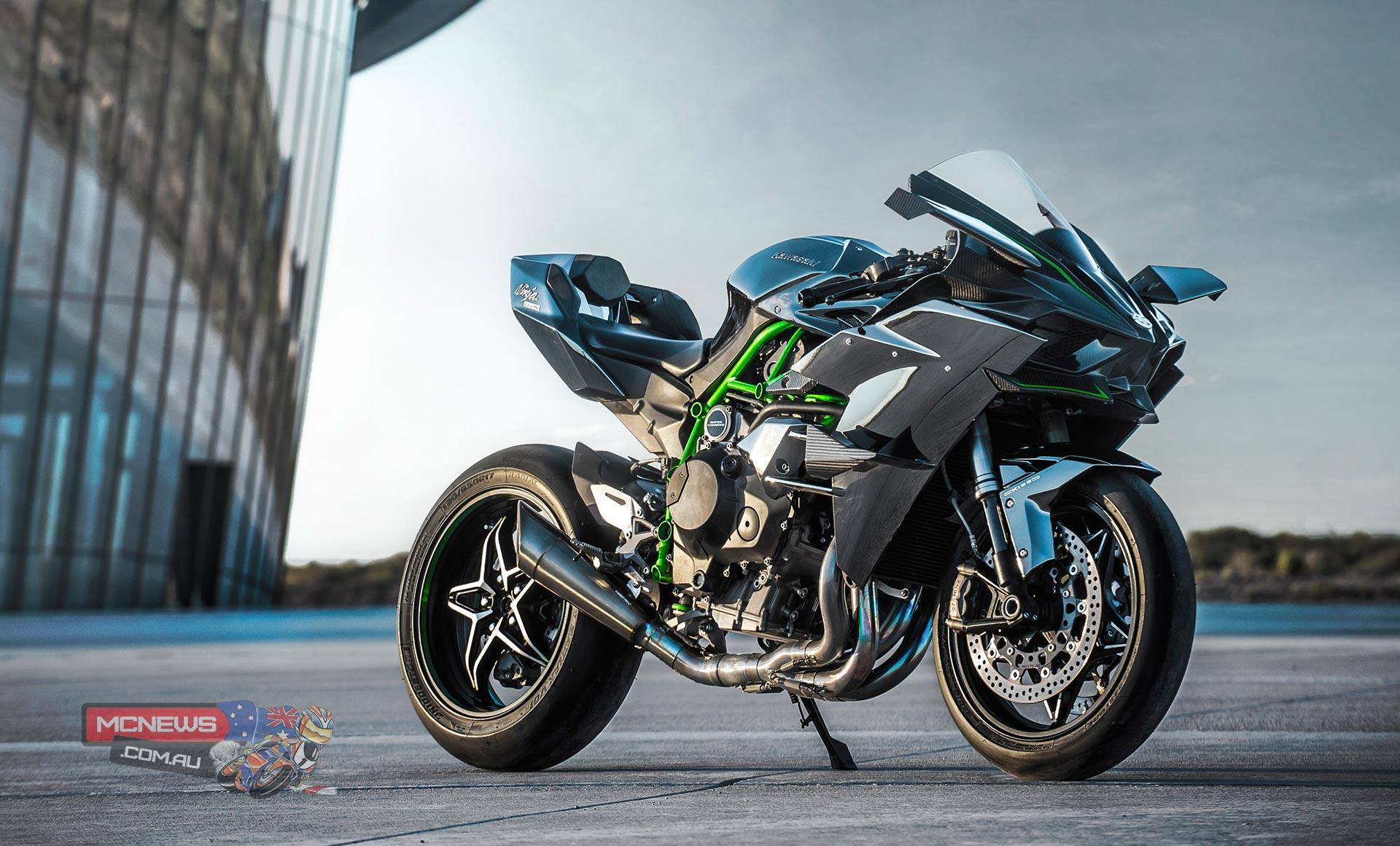 Ficha Técnica Da Kawasaki Ninja H2 R 2016 A 2020