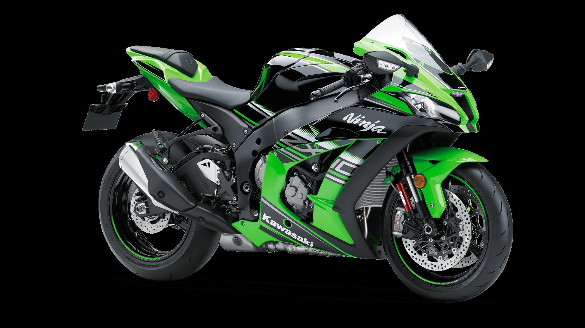 Ficha técnica da Kawasaki ZX-10R 2016 a 2019