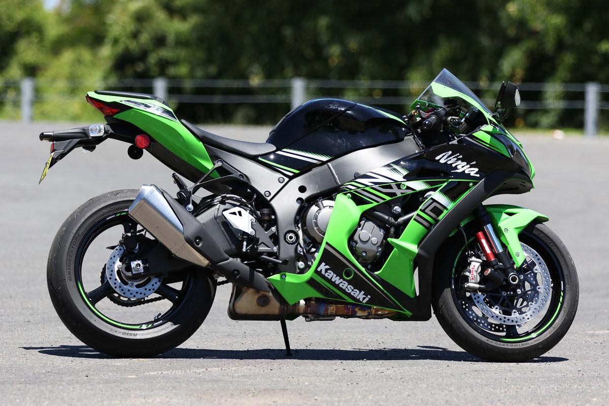 Ducati Or Ninja