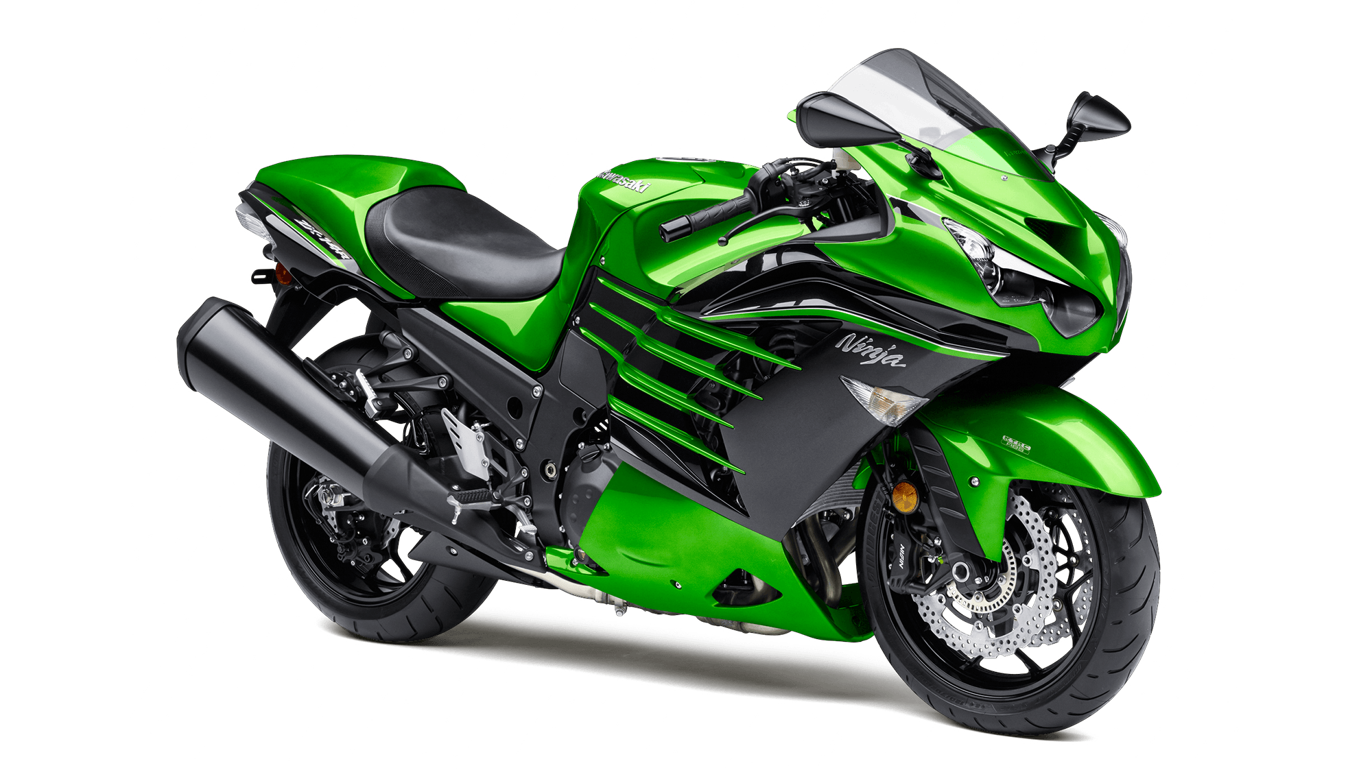 Ficha T 233 Cnica Da Kawasaki Zx 14r 2012 A 2017