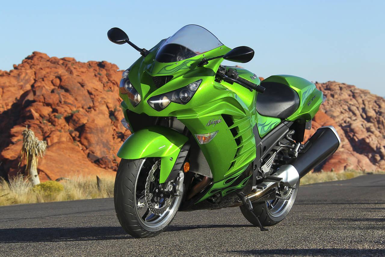 Ficha técnica da Kawasaki ZX-14R 2012 a 2020