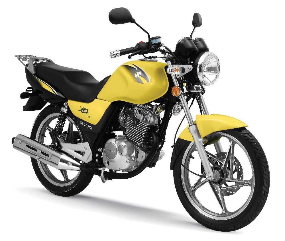 Ficha T U00e9cnica Da Suzuki En 125 Yes Se 2011 A 2019
