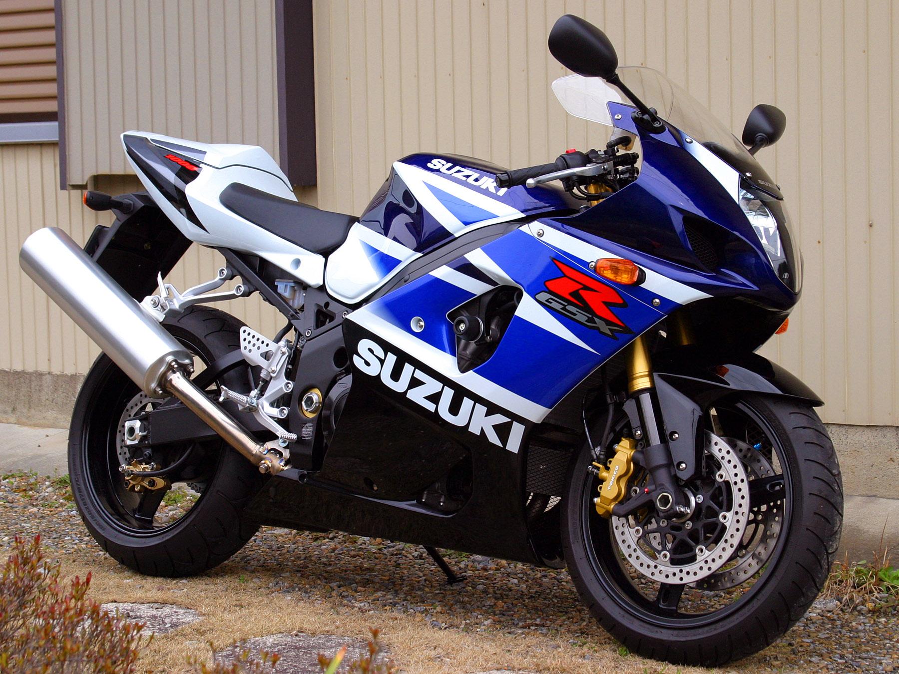 Suzuki Gsxr Fairing Removal