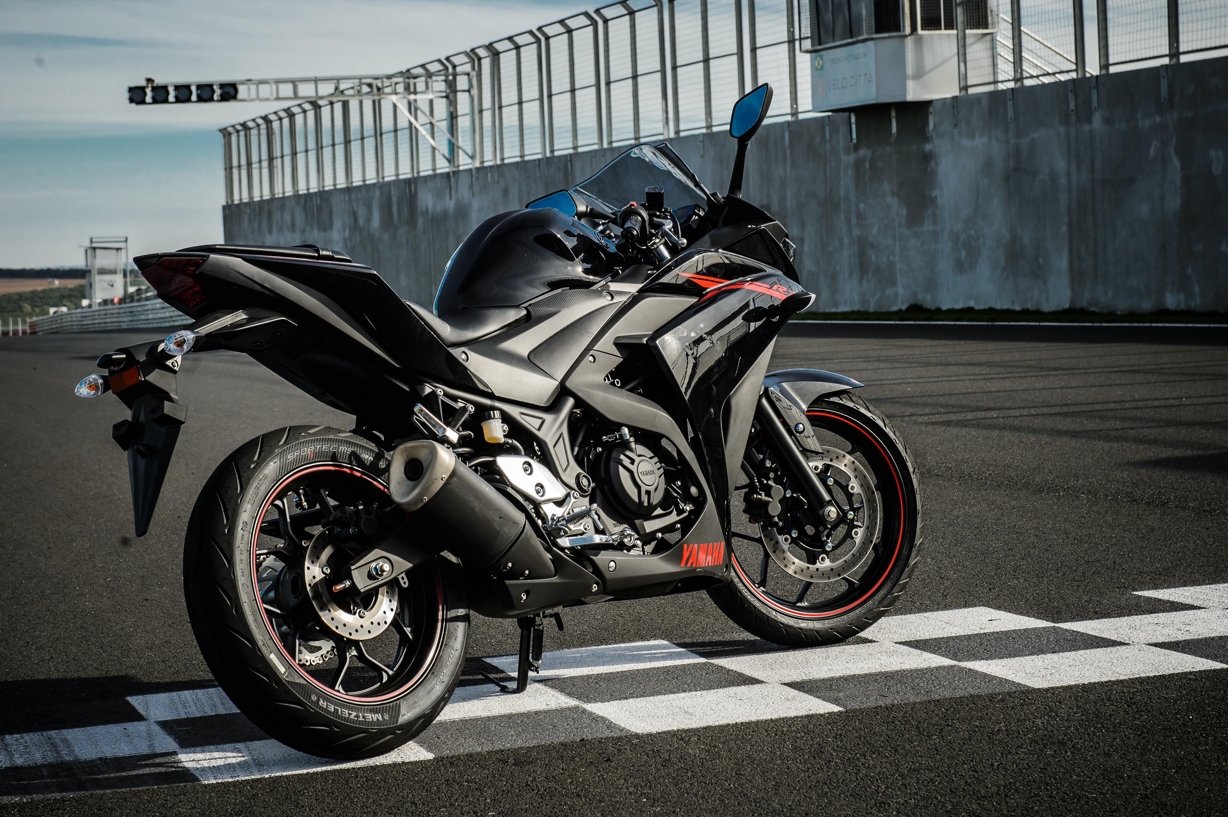 Fabuleux Ficha técnica da Yamaha R3 2016 a 2019 UB41