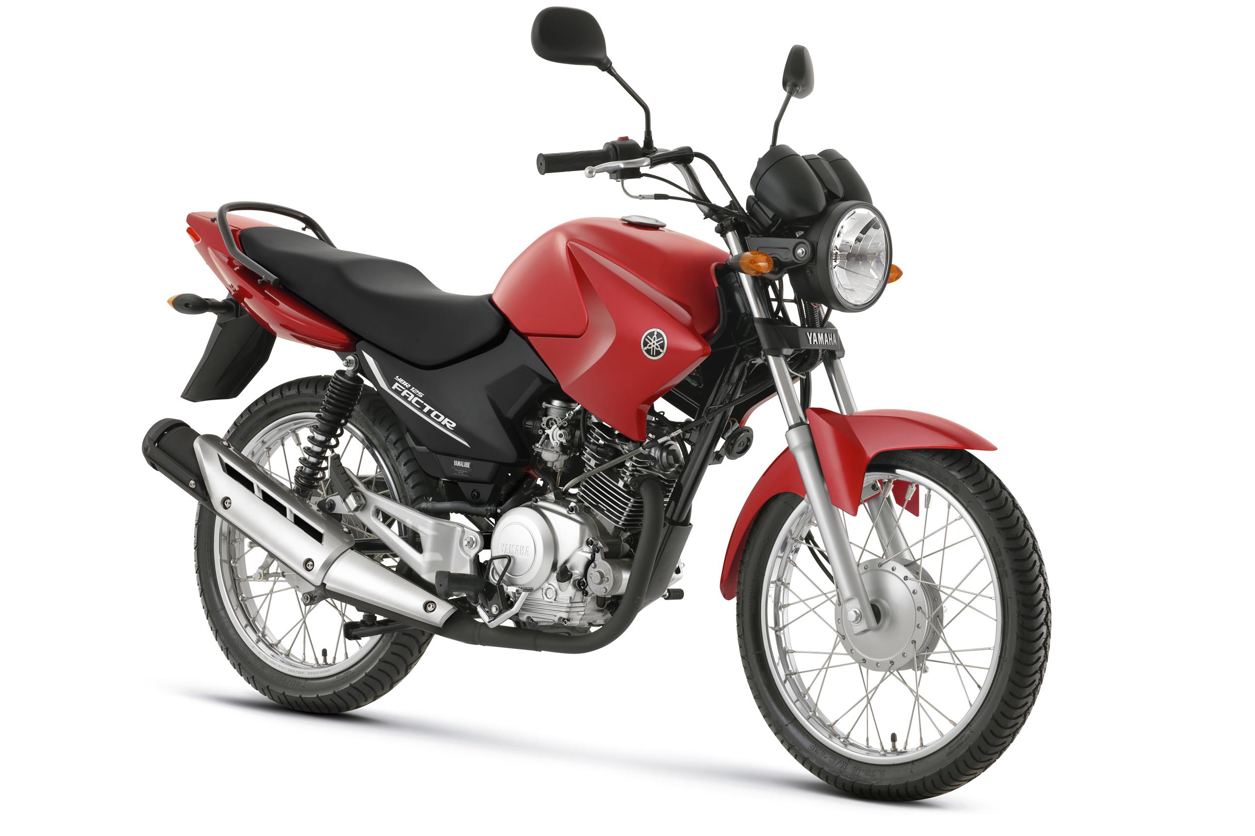 Ficha t cnica da yamaha ybr 125 factor e 2009 a 2019 for Yamaha ybr 125